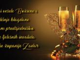 Sretne i vesele Božićne i novogodišnje blagdane