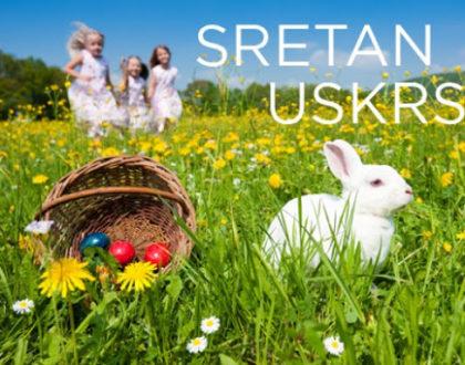 Sretan Uskrs!